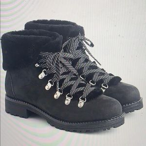 J CREW NORDIC BOOTS SIZE 8 WORN ONCE